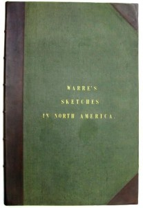 Sketches In North America And The Oregon Territory