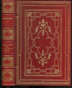 The Poetic and Dramatic Works of Alfred lord Tennyson. In 7 volumes.